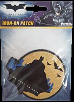 Batman: The Dark Knight - Moonlit Dark Knight Iron on Patch