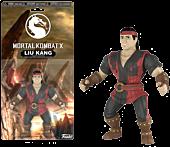 "Mortal Kombat X - Liu Kang 5.5"" Action Figure by Funko"