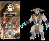 "Mortal Kombat X - Raiden 5.5"" Action Figure by Funko"