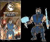 "Mortal Kombat X - Sub Zero 5.5"" Action Figure by Funko"