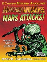 Munchkin - Munchkin Apocalypse Mars Attacks