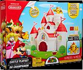 Super Mario - Mushroom Kingdom Castle Playset (16 Pieces)   Popcultcha