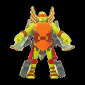 TMNT Twist-n-Mutate Mikey Action Figure | Playmates | Popcultcha