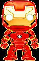 "The Avengers - Iron Man 4"" Pop! Enamel Pin by Funko"