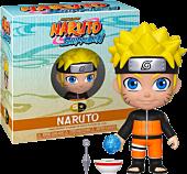 """Naruto: Shippuden - Naruto 5 Star 4"""" Vinyl Figure"""