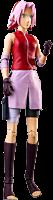 """Naruto Shippuden - Sakura 7"""" Colour Tops Action Figure"""