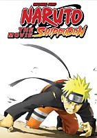 Naruto Shippedun The Movie DVD