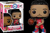 NBA Basketball - Ben Simmons Philadelphia 76ers Funko Pop! Vinyl Figure