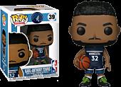 NBA Basketball - Karl-Anthony Towns Minnesota Timberwolves Funko Pop! Vinyl Figure