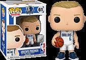 NBA Basketball - Kristaps Porzingis Dallas Mavericks Funko Pop! Vinyl Figure.