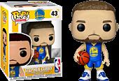 NBA Basketball - Stephen Curry Golden State Warriors Blue Jersey Funko Pop! Vinyl Figure