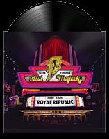 Royal Republic - Club Majesty LP Vinyl Record