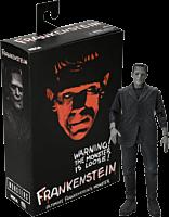 "Frankenstein (1931) - The Monster Black & White Ultimate 7"" Scale Action Figure"