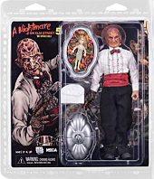 "A Nightmare on Elm Street 5: The Dream Child - Freddy Krueger as Chef 8"" Clothed Action Figure"