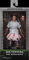 """Ace Ventura: Pet Detective (1994) - Ace Ventura Shady Acres Clothed 8"""" Scale Action Figure"""