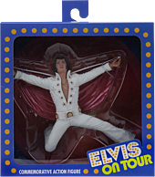 "Elvis Presley - Elvis Presley Live in '72 7"" Action Figure"