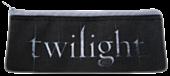 Twilight - Logo Zippered Pencil/Make-up case