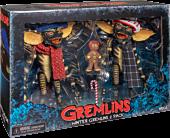 "Gremlins - Christmas Carol Winter Scene Set #1 7"" Scale Action Figure 2-Pack"