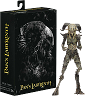 """Pan's Labyrinth - Old Faun Guillermo del Toro Signature Collection 7"""" Scale Action Figure"""