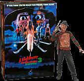 "A Nightmare on Elm Street 3: Dream Warriors - Freddy Krueger 7"" Action Figure"