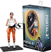 "Portal 2 - Chell 7"" Action Figure"