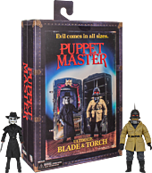 """Puppet Master - Blade & Torch 7"""" Scale Action Figure 2-Pack"""