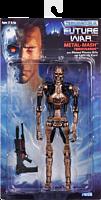 "Terminator 2: Judgment Day - Metal Mash Endoskeleton Kenner Tribute 7"" Action Figure"