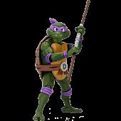 Teenage Mutant Ninja Turtles (1987) - Donatello 1/4 Scale Action Figure