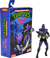 """Teenage Mutant Ninja Turtles (1987) - Foot Soldier Deluxe 7"""" Action Figure"""