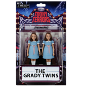 """The Shining (1980) - The Grady Twins Toony Terrors 6"""" Scale Action Figure 2-Pack"""