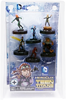 Heroclix - DC Teen Titans Fast Forces 6-Pack