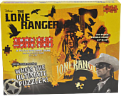 The Lone Ranger - Connect with Pieces Jigsaw Puzzle Game