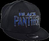 Black Panther (2018) - Blue Logo Snapback Hat