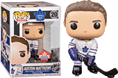 NHL Hockey - Auston Matthews Toronto Maple Leafs Away Uniform Funko Pop! Vinyl Figure (Canadian Convention Exclusive)