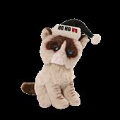 Grumpy Cat | Ho Ho No Plush | Popcultcha