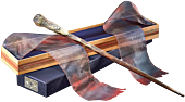 Harry Potter - Ron Weasley 1:1 Scale Life-Size Wand Replica in Ollivander's Box