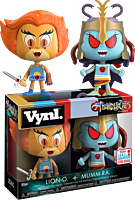 Thundercats - Lion-O and Mumm-Ra Vynl. Vinyl Figure 2-Pack (2017 NYCC Fall Convention Exclusive)