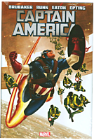 Captain America - Volume 04 Premiere HC (Hard Cover Book)