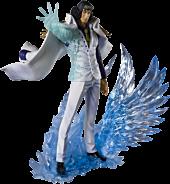 "One Piece - Kuzan-Aokiji Figuarts Zero 8"" Statue"