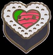 100% Soft - Sushi Luv Enamel Pin