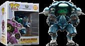 "Overwatch - D.Va and MEKA exclusive Blueberry skin 6"" Super Sized Pop! Vinyl Figure 2-Pack"
