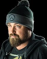 Overwatch - Headshot Beanie
