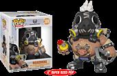 "Overwatch - Roadhog 6"" Super Sized Funko Pop! Vinyl Figure"