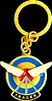 Overwatch - Tracer Keychain
