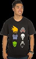 Overwatch - Versus Spray Premium T-Shirt Main Image