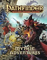 Pathfinder Role-Playing Game - Mythic Adventures Hardcover Book