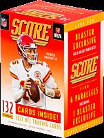 NFL Football - 2021 Panini Score Trading Cards Blaster Box (11 Packs)