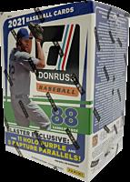 MLB Baseball - 2021 Panini Donruss Trading Cards Blaster Box (88 Cards)