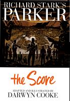 Richard Starks Parker - The Score Hardcover Book