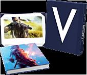 Battlefield V - The Art of Battlefield V Limited Edition Hardcover   Popcultcha
